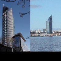 Keil Anchor TILE EZE - Antel Tower, Uruguay