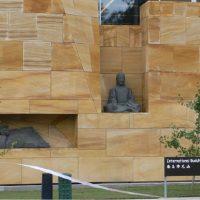 Keil Anchor TILE EZE - Buddhist Temple - New Zealand
