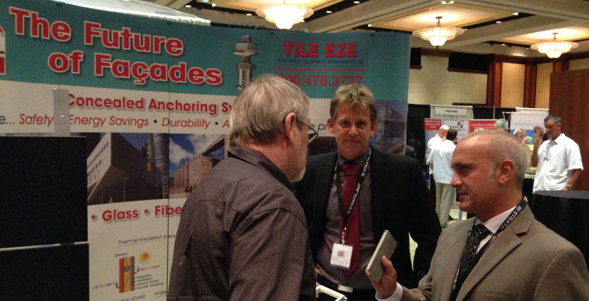 KEIL Anchor TILE EZE - Tradeshow Group